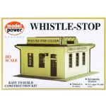 Model Power 444 Whistle Stop Building Kit